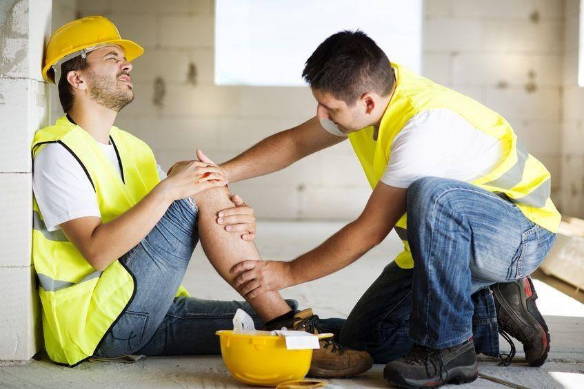 Poškodba pri delu